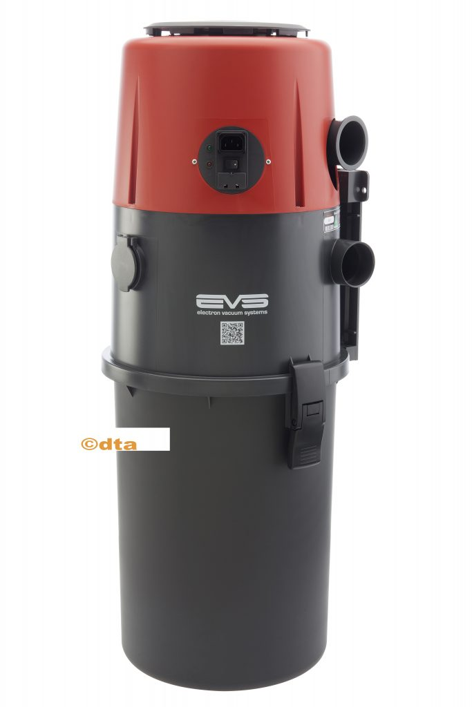 Electron Ducted Vacuum Cleaner 1700w Power Unit EVS 2707