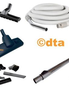 Hoses For Ducted Vacuums