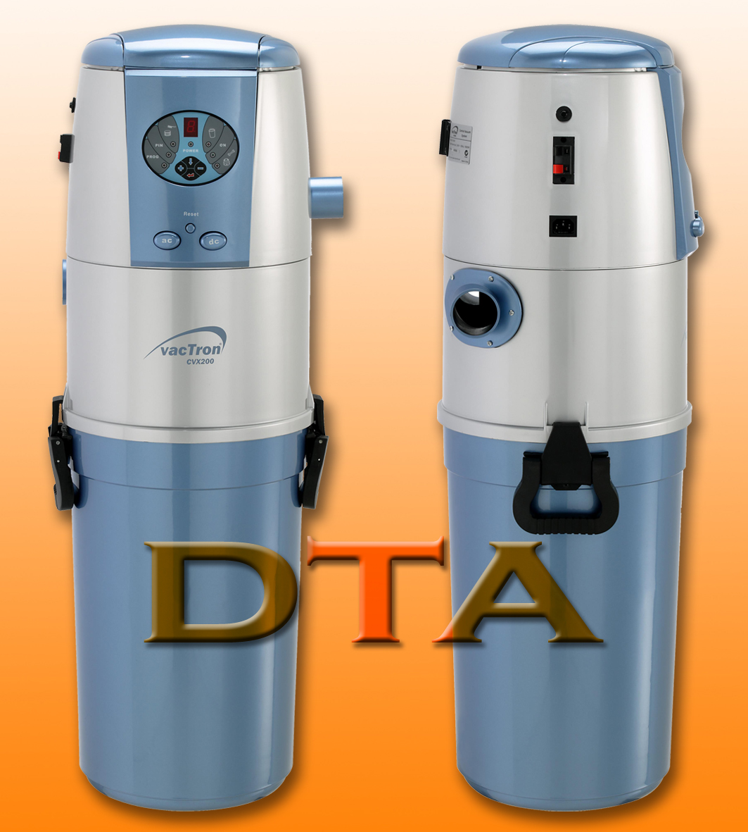 Ducted Vacuums
