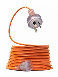 ELECTRICAL POWER CORD LEAD EXTENTIONS