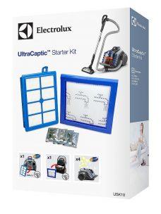 Electrolux UltraCaptic Starter Filter Kit - USK10