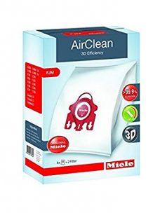 Miele FJM Vacuum Cleaner Bags - Genuine HyClean 3D Efficiency Dust Bags [CLONE]
