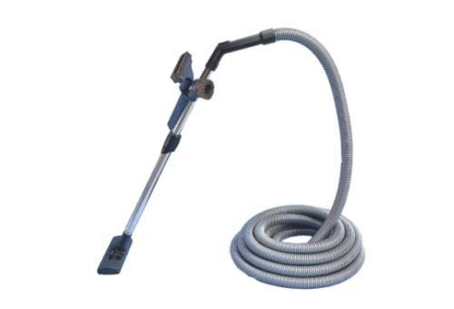 LUX Ducted Vacuum Cleaner Hose Kit 12m + Bonus Hardfloor Head
