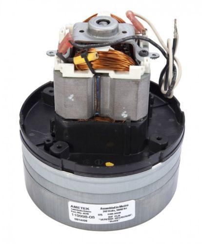 DUCTED VACUUM CLEANER MOTOR FOR ELECTRON EVS SP-ELITE - AMETEK 119998-08