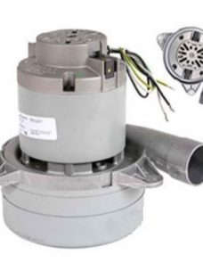 DUCTED VACUUM CLEANER MOTOR FOR LUX ROYALE CD110 - AMETEK LAMB 117502-12