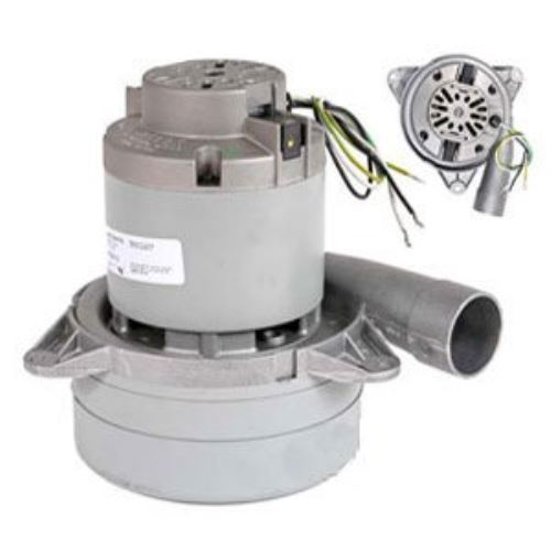 DUCTED VACUUM CLEANER MOTOR FOR BEAM 2875 - AMETEK LAMB 117502-12