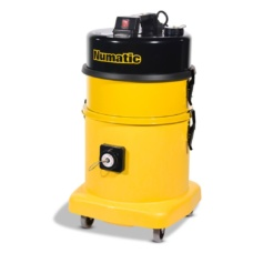 Numatic HZ570 H Class Compact Industrial Vacuum Cleaner for Asbestos and Carcinogenic Substances