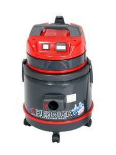 KERRICK VH115R Roky 115 Commercial Wet & Dry Vacuum Cleaner - Made in Europe