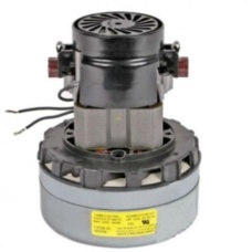 AstroVac DL1200B Ducted Vacuum Cleaner Motor - Genuine AMETEK 116296-13