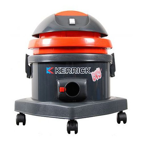 KERRICK Yes Play 202 Compact Commercial Dry Vacuum Cleaner - Bag or Bagless