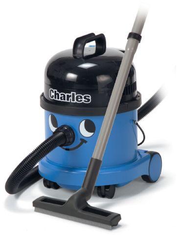 Numatic Charles CVC370 Wet & Dry Commercial Vacuum Cleaner