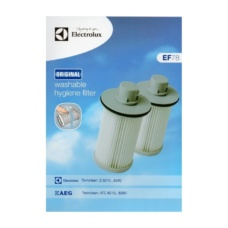 Electrolux Twinclean Z8210, Z8220, Z8230 Washable HEPA Vacuum Filters - EF78