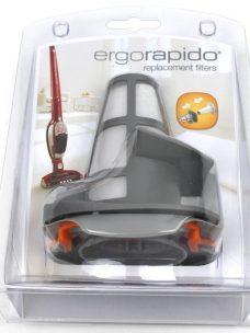 Electrolux Ergorapido Vacuum Filter - Genuine EF141 Filter