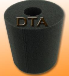 Electron EVS EDP2404, EDP2505, EDP2606 Ducted Vacuum Cleaner Foam Filter - Genuine Washable Sponge Filter