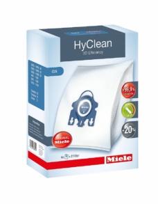 Miele S5821, S5831 Vacuum Cleaner Bags - Genuine HyClean 3D Efficiency GN Bags