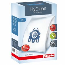 Miele S8000 to S8999 Vacuum Cleaner Bags - Genuine HyClean 3D Efficiency GN Bags