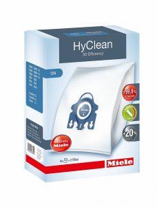 Miele S8000 to S8999 Vacuum Cleaner Bags - Genuine HyClean 3D Efficiency GN Bags