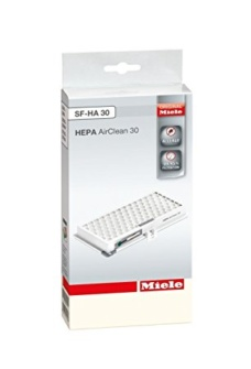 Miele S300..S899 Vacuum Cleaner SF-HA30 HEPA AirClean 30 Filter - Genuine