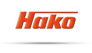 Hako Supervac 50 Vacuum Cleaner Motor - Ametek 1100W Two Stage Flo thru