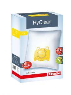 Miele KK Vacuum Cleaner Bags - Genuine HyClean Dust Bags