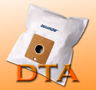 Kambarook Vacuum Cleaner Bags to Fit Models: KV602E, 1100