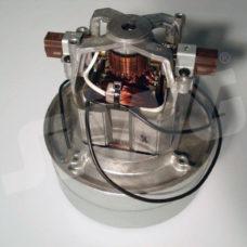 Genuine PacVac 2000 Vacuum Cleaner Motor - Ametek 1100W Two Stage Flo thru
