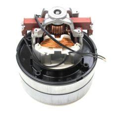 Genuine PacVac SuperPro Micron 700 Vacuum Cleaner Motor - Ametek 1000W Two Stage Flo thru