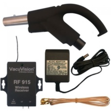 Ducted Vacuum System Retractable Hide-A-Hose RF Remote Control On / Off Switch Kit