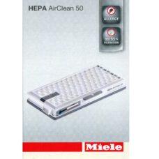 Miele S8000..S8999 Vacuum Cleaner SF-HA50 HEPA AirClean Filter - Genuine