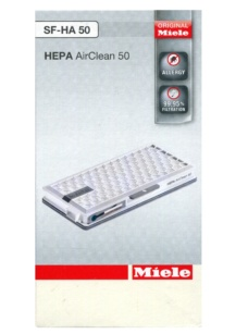 Miele S5000..S5999 Vacuum Cleaner SF-HA50 HEPA AirClean Filter - Genuine