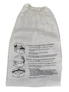 Silent Master SM1 & SM2 Ducted Vacuum Cleaner Bags - 3 Very High quality Bags