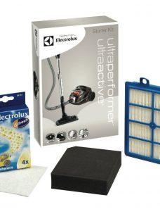 Electrolux Ultra Active and Ultra Performer Starter Kit Filter Pack - USK6