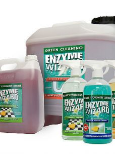 Enzyme Cleaning Products