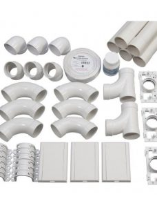 Ducted Vacuum Install Parts